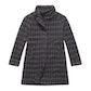 Viewing Cold Harbour Coat - Charcoal Check