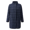 Viewing Cold Harbour Coat - Technical, machine washable, wool-blend coat.