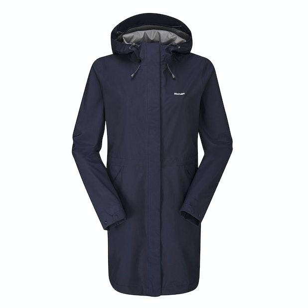 Vapour Trail Long Jacket - Lightweight, packable waterproof jacket.