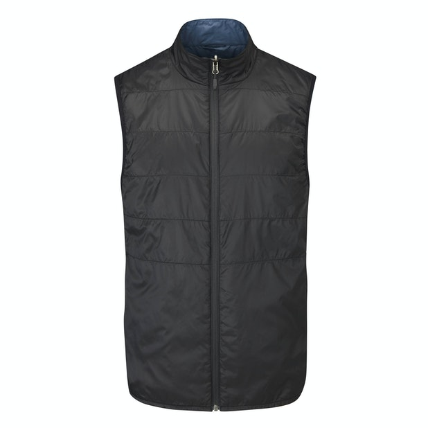 Spark Vest - Lightweight, insulated fleece vest for travel and active outdoor wear