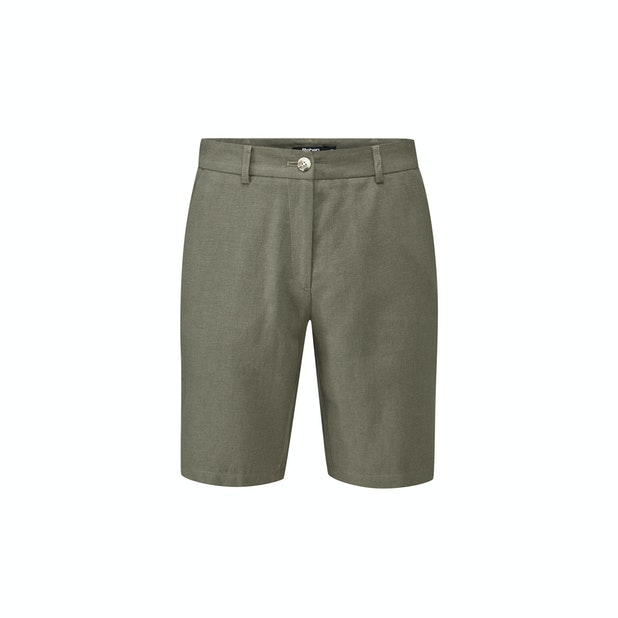 Malay Shorts - Smart Performance Linen shorts.