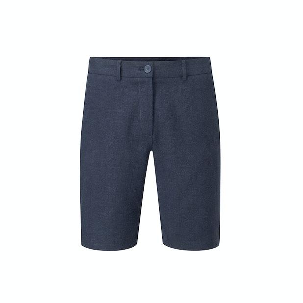 Malay Shorts - Smart Performance Linen™ shorts.