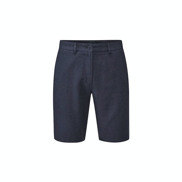 Malay Shorts - Smart Performance Linen™ shorts.