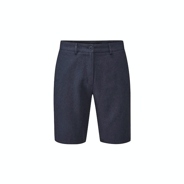 Malay Shorts - Smart Performance Linen shorts.