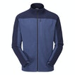 View Microgrid Stowaway Jacket - Nautical Blue/French Blue
