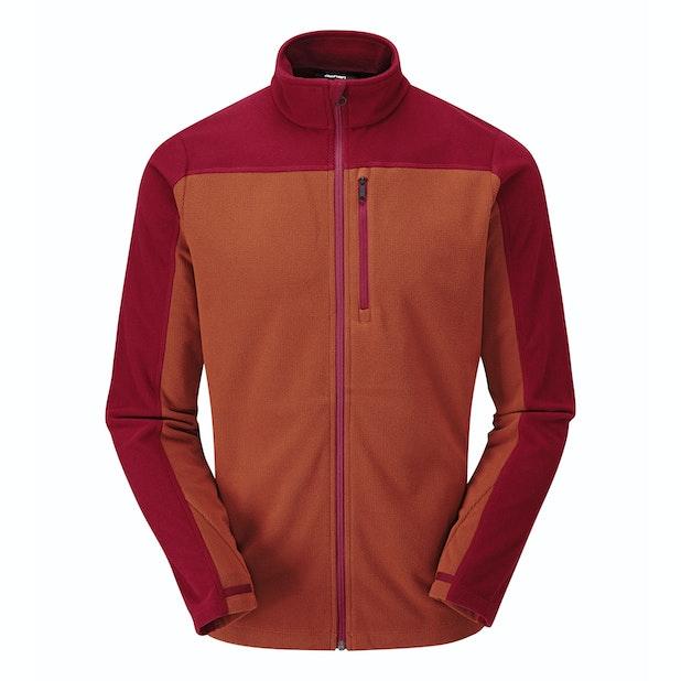 Microgrid Stowaway Jacket - Lightweight and versatile insulating fleece jacket.