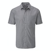 View Aura Shirt - Greystone Check