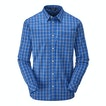 View Fenland Shirt - Sky Blue Chk