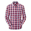 View Fenland Shirt - Ruby Red Check