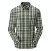 View Fenland Shirt - Evergreen/Antique Ochre Check