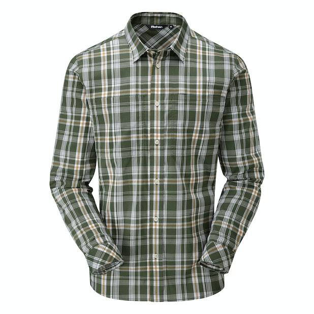 Fenland Shirt - Versatile, long-sleeved summer shirt.