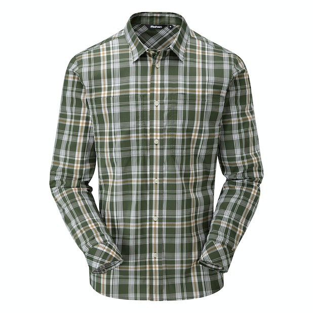 Fenland Shirt - Versatile, long-sleeved summer shirt.