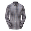 View Fenland Shirt - Abyss Blue Check