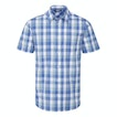 View Fenland Shirt - Blue Wash Check