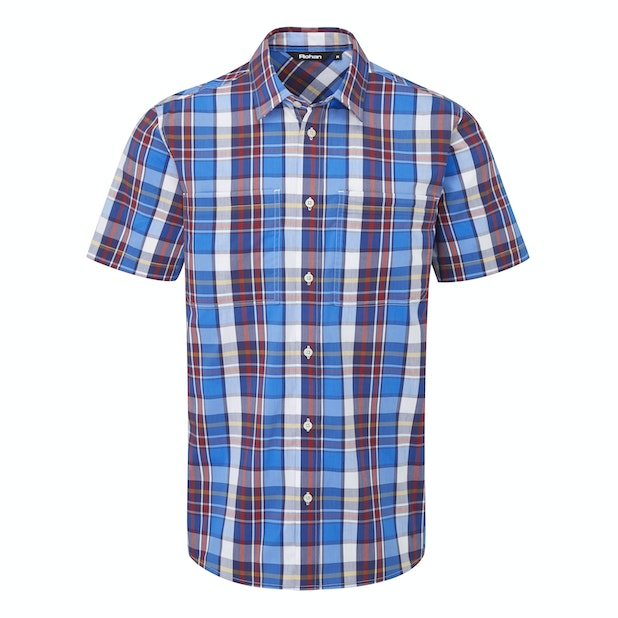 Fenland Shirt - Versatile, short-sleeved summer shirt.