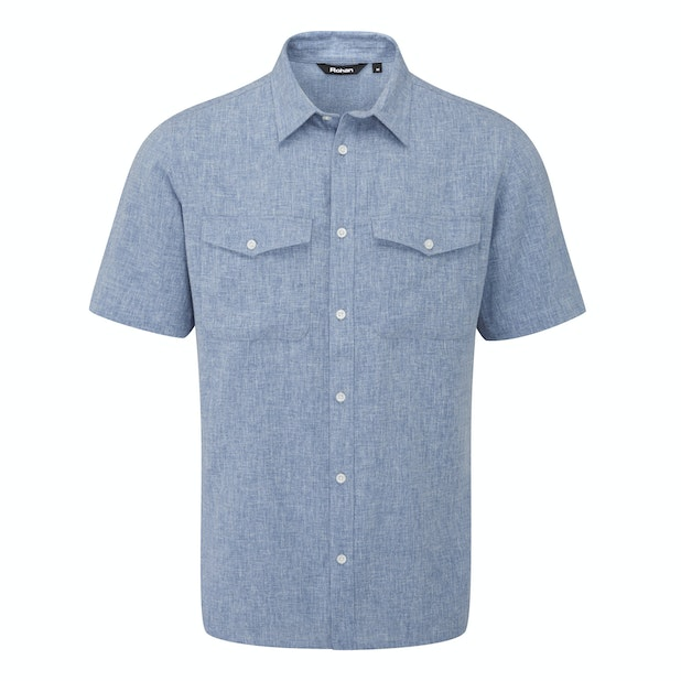 "Maroc Shirt - <a href=""/mens-linen-plus-clothing"" style=""color:#d3771c;font-weight:bold"">Qualifies for Performance Linen™ offer*</a>"