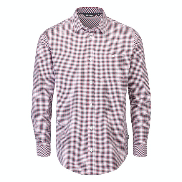 Newtown Shirt - A smart, slimmer fitting work shirt that's packed with Rohan technology.