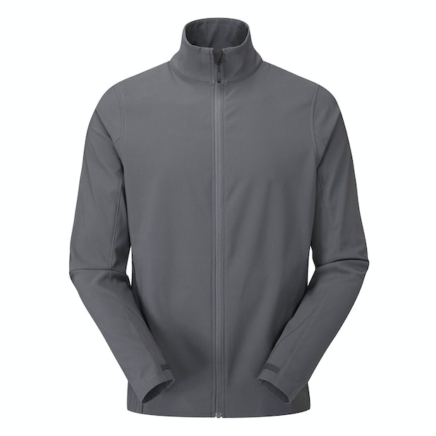 Troggings Jacket - Warm, water-repellent stretch jacket for active outdoor use.