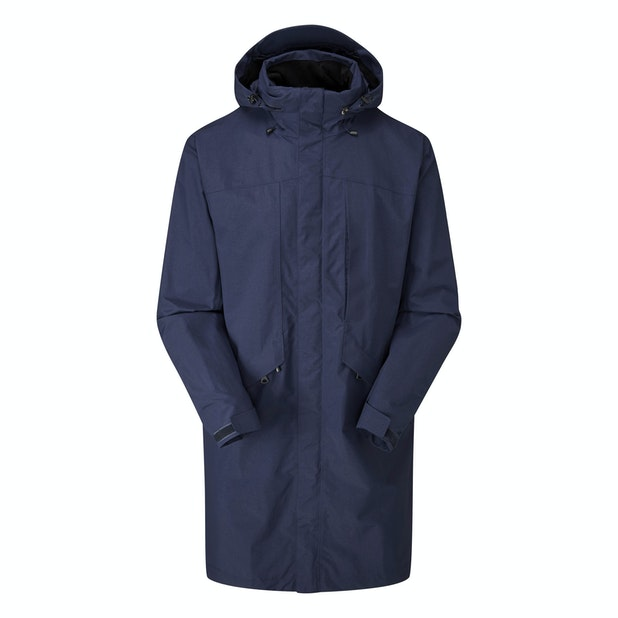 Hilltop Jacket - Longer length waterproof jacket.