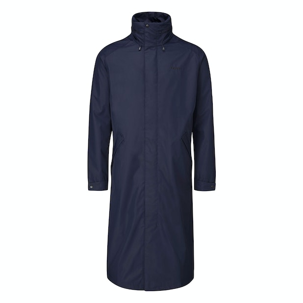 Globetrotter Mac - Waterproof, highly breathable calf-length mac.