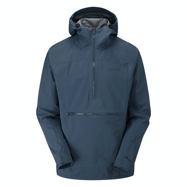 Vertex Overhead Jacket - Waterproof, heritage style hooded jacket.