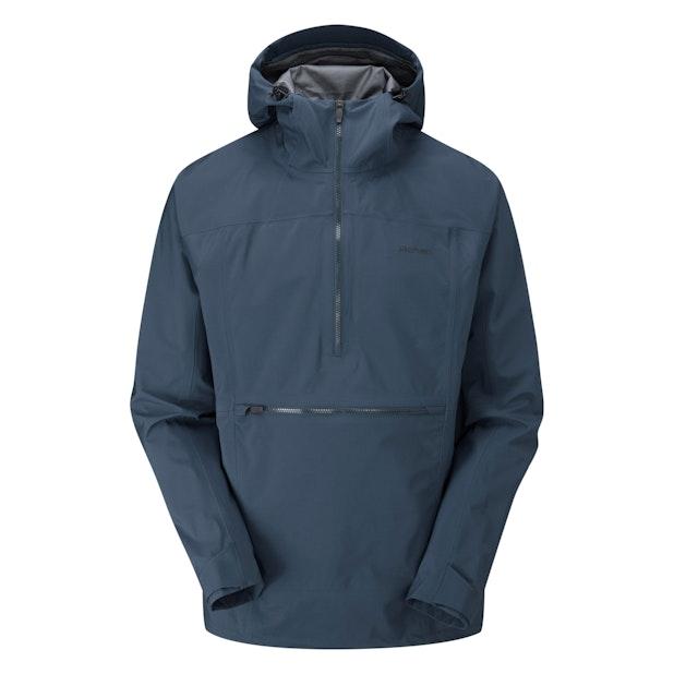Vertex Overhead Jacket - Waterproof, heritage style hooded jacket.