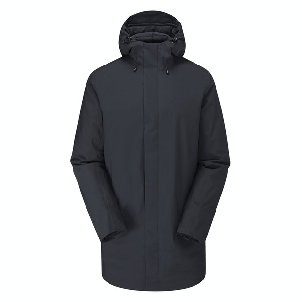 Bergen Jacket - The ultimate winter waterproof coat for commuting or travel.