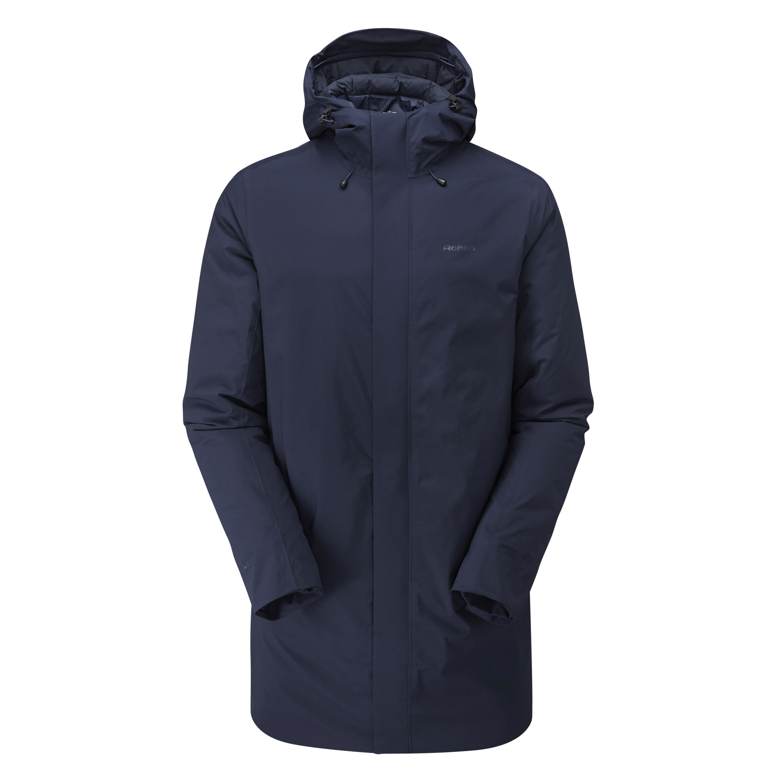 GenericMen Thicken Cotton Warm Winter Hood Padded Down Coat Jacket
