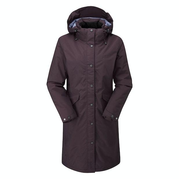 Northshore Coat - Waterproof, fully wadded, ¾ length coat.