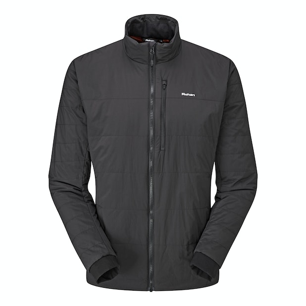 Icepack Jacket - Lightweight, water-repellent wadded jacket.