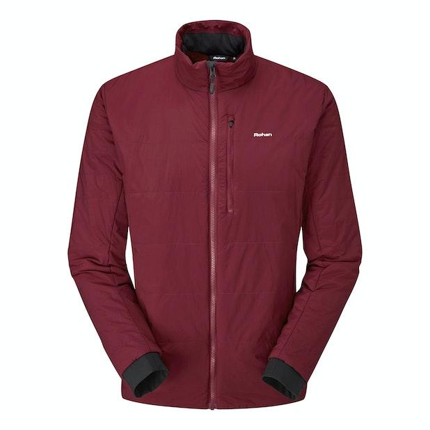 Icepack Jacket - Lightweight, water-repellent wadded jacket.
