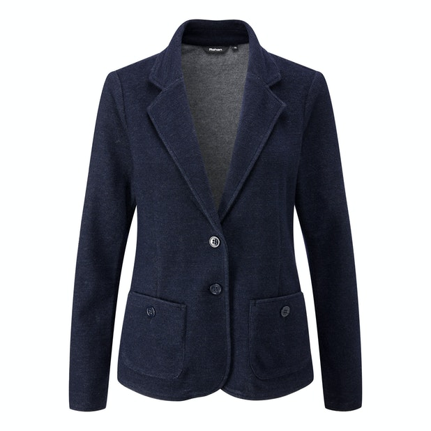 Islay Jacket - Lightweight, warm, wool blend jacket.
