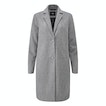 View Islay Coat - Light Grey Marl