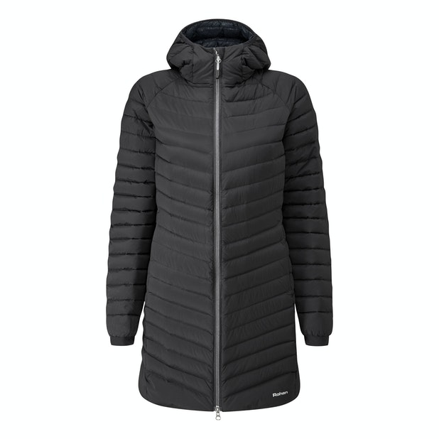 Downtown Coat - Technical down coat designed for cold weather.