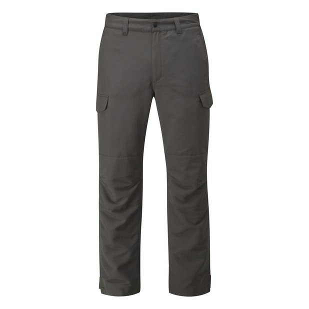 "Dry Frontier Trousers - <a href=""/mens-Voucher-Book-Offers "" class=""hide-us"" style=""color:#7A1E21;font-weight:bold"">Men's New Season Offers available - click here*</a><span class=""hide-uk"">Tough walking trousers with a waterproof liner.</span>"