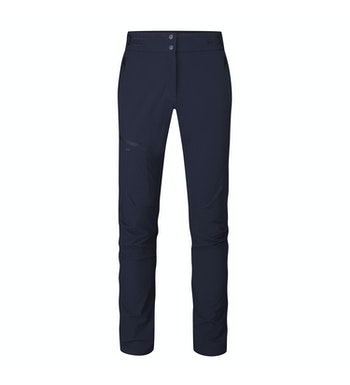 Trekking trousers with ample stretch and minimalist design.