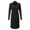 Viewing Merino Union 200 Shirt Dress - Technical wool travel dress