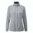 Viewing Pathway Jacket - Technical knit effect fleece cardigan.