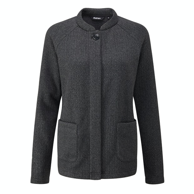 Finnic Jacket - Relaxed, technical fleece jacket.