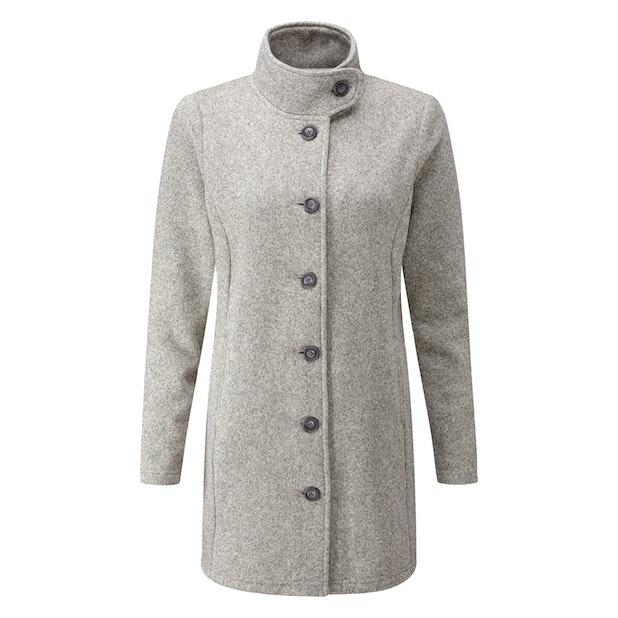 Ridgeway Cardi - Full length cardi made from a technical fleece.