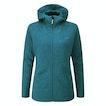 Viewing Boundary Jacket - Long length hooded fleece jacket.