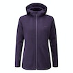 Viewing Boundary Jacket - Long length hooded fleece jacket.