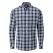 View Bridgeport Shirt - Deep Navy Check