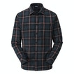 View Crosscheck Shirt - Pitch Blue Check