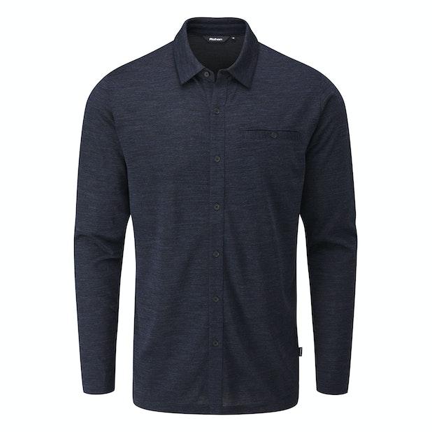 Merino Union 150 Shirt - Versatile merino blend travel shirt.