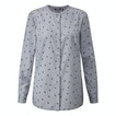 View District Shirt - Light Grey Marl Print