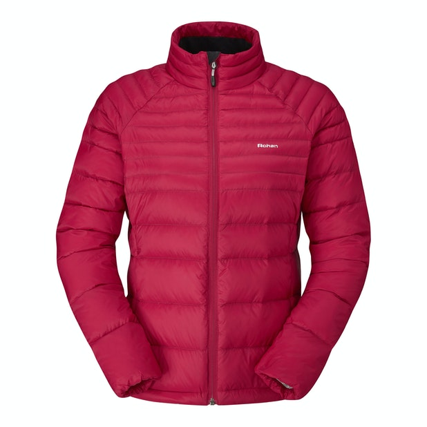Microlite Jacket - Lightweight down jacket.