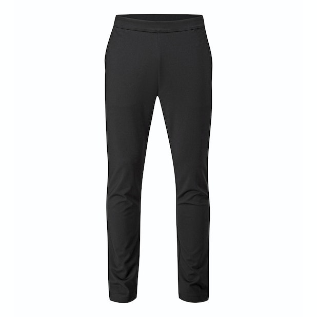 Transit Trousers - Relaxed, functional pull-on trousers for travel and everyday.