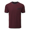 View Stria Pocket T - Molten Red Stripe