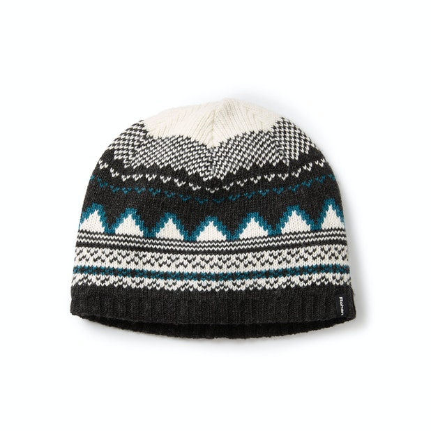 Isla Hat - Technical fairisle patterned hat.